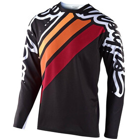 Troy Lee Designs Sprint Seca 2.0 Jersey Men black/burgundy
